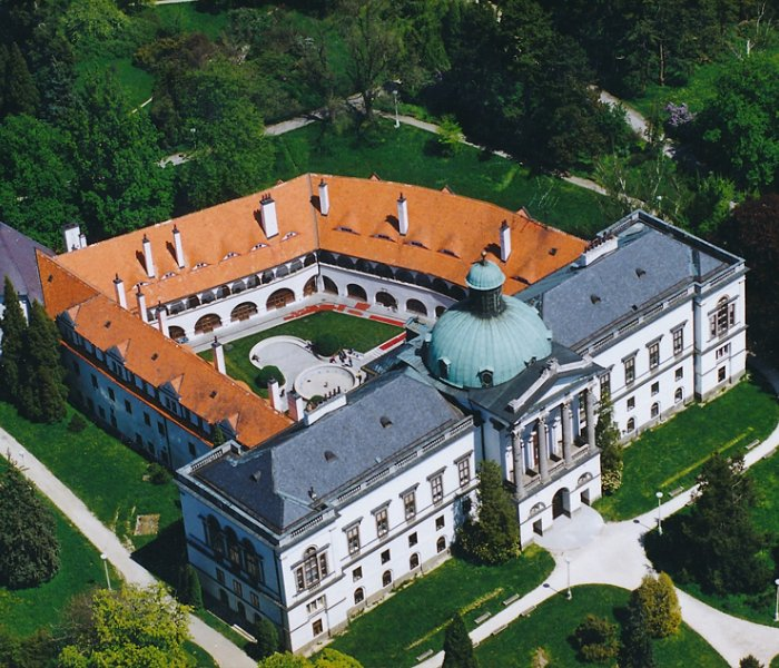 The mysterious castles and manor houses of the Tribeč mountains